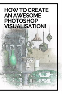 Not confident with your drawing skills? Need to create an Interior Design visualisation? A bit unsure of how to use Photoshop? Well you've come to the right place! I learned this awesome technique at uni and now I want to share it with you guys! Looks a bit daunting? Don't worry, heres a simple step by step guide of what to do: (Follow the link to my blog for more info!)