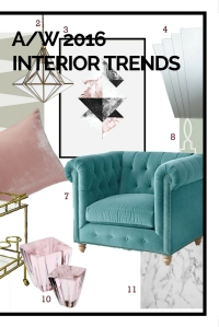 Looking to decorate your home? Follow these tips from industry experts and trend forecasters to create a home that's totally on trend! Believe me, these are 6 trends you don't want to miss!