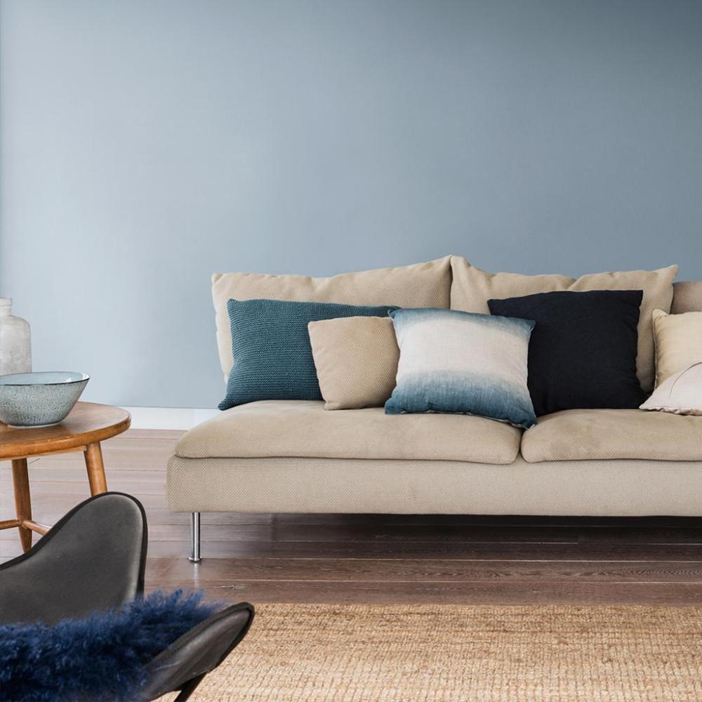 denim drift colour of the year 2017 eve morgan interiors. Black Bedroom Furniture Sets. Home Design Ideas