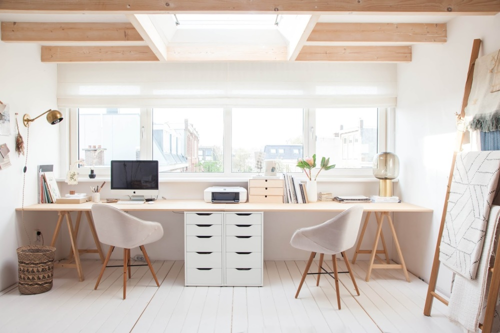 How To Make Your Home Office More Inspiring – Eve Morgan Interiors