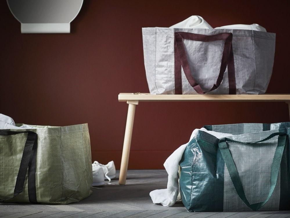IKEA x Hay bags
