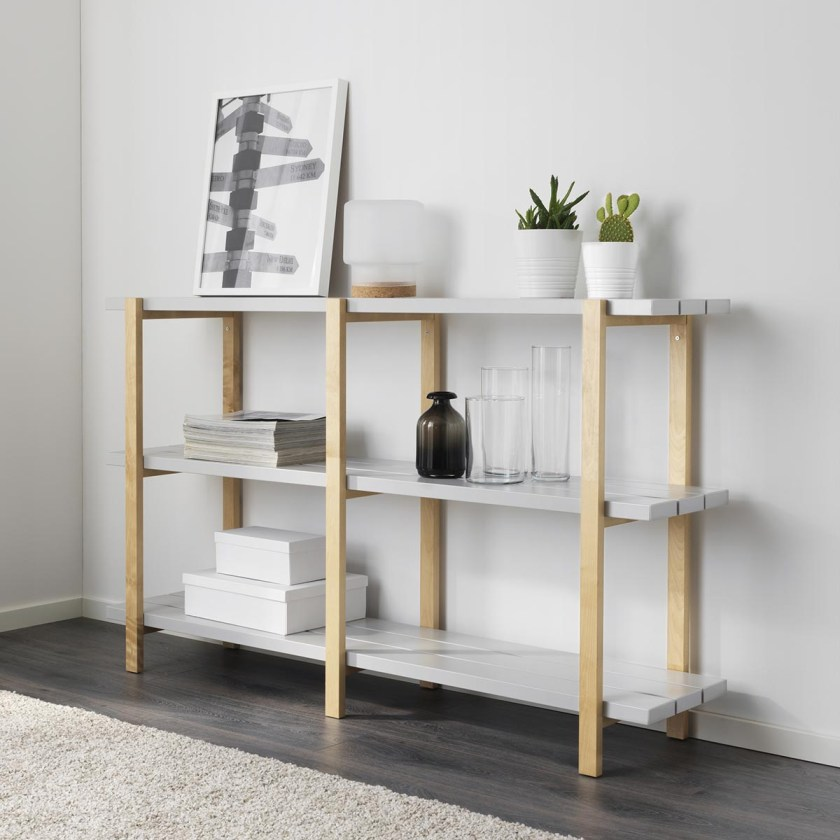 Ikea and hay reveal full collaborative collection eve for Bibliotheque meuble ikea