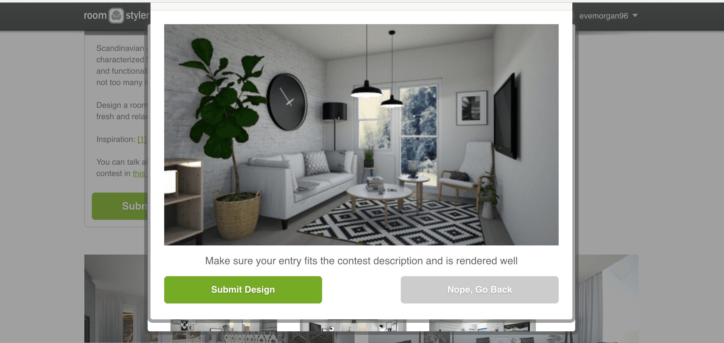 Want to create awesome photorealistic visuals? Roomstyler is here to help! Roomstyler is an online tool that allows you to create beautiful floorplans and 3D renders with minimal effort.